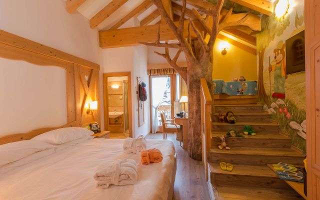 Zimmer für Familien, Autor: Marco Simonini