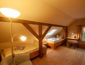 Twin Zimmer im Bio-Gästehaus - Fastenhof Behm