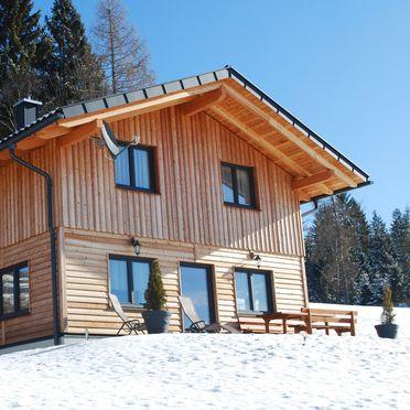Winter, Chalet Langhans in St. Gertraud - Lavanttal, Kärnten, Kärnten, Österreich