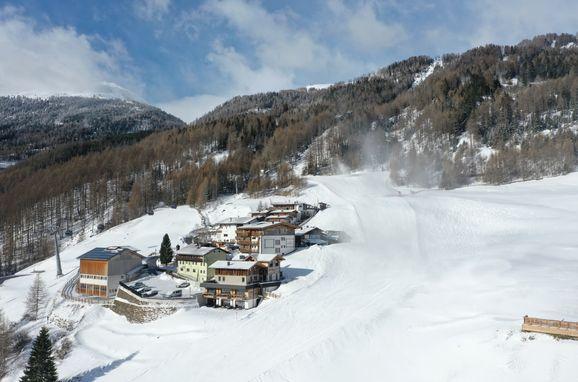 Winter, Appartement Rettenbach 3, Sölden, Tirol, Tirol, Österreich