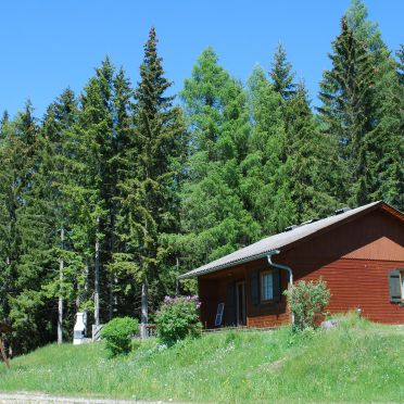 Sommer, Langhans Hütte 1 in St. Gertraud - Lavanttal, Kärnten, Kärnten, Österreich
