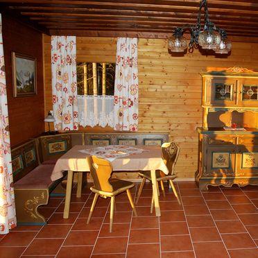 Wohnstube Schwedenofen, Langhans Hütte 1 in St. Gertraud - Lavanttal, Kärnten, Kärnten, Österreich