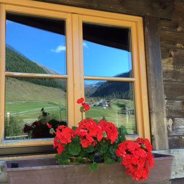 Bergkristall Hütte, Sommer