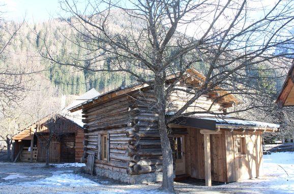 Heidi Hütte , Winter