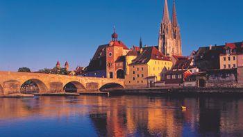 A weekend in Regensburg