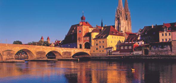 Ein Wochenende in Regensburg