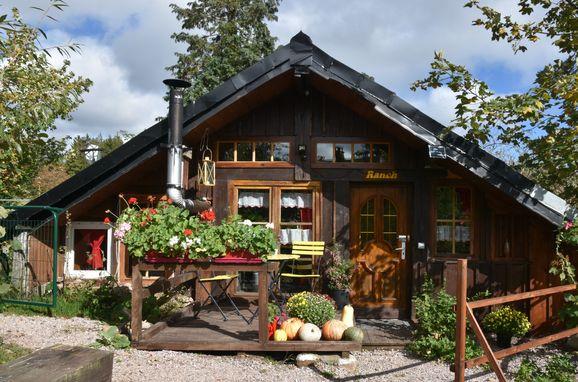 Sommer, Holzfäller Hütte, La Rosiere - Vogesen, Vogesen, Elsass, Frankreich