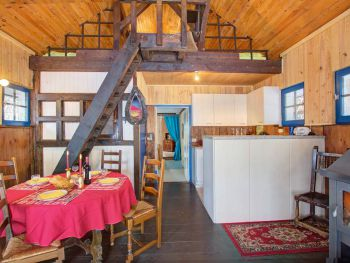 Kiefer Hütte  - Alsace - France