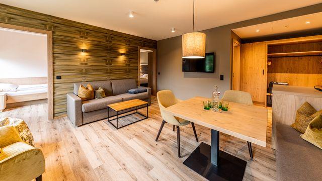 Suite »Schliersee« | 60 qm - 3-Raum
