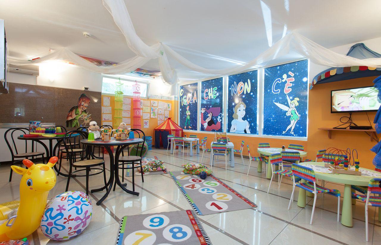 Spielbereich für Kinder