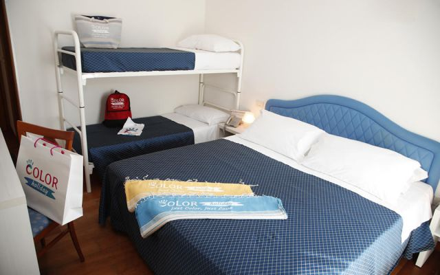 Hotel für Familien mit Meerblick in Milano Marittima