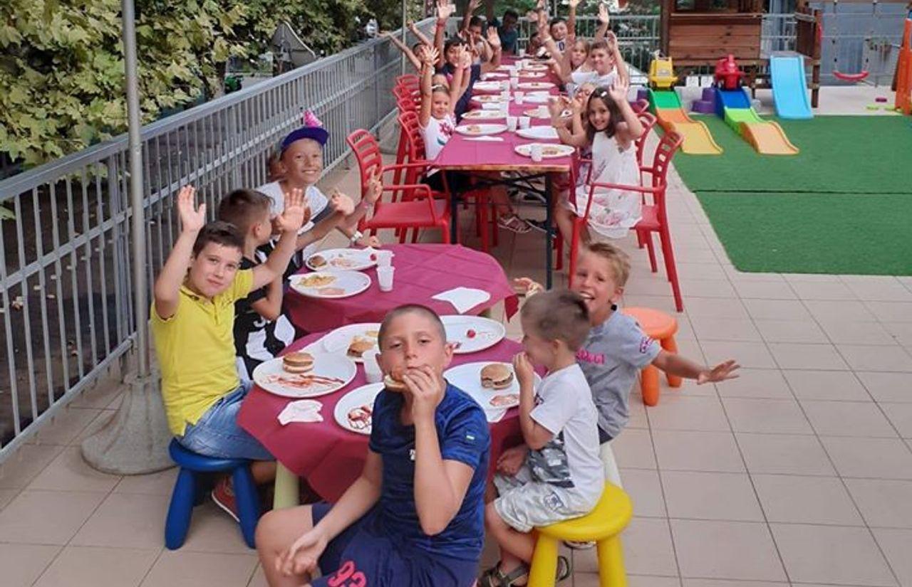 Kinder im Familienhotel