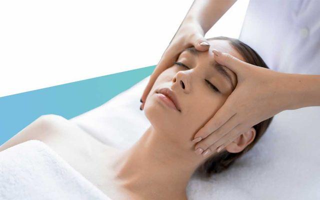 Massage-Bereich