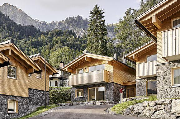 Sommer, Chalet am Arlberg II in Wald am Arlberg, , Vorarlberg, Österreich