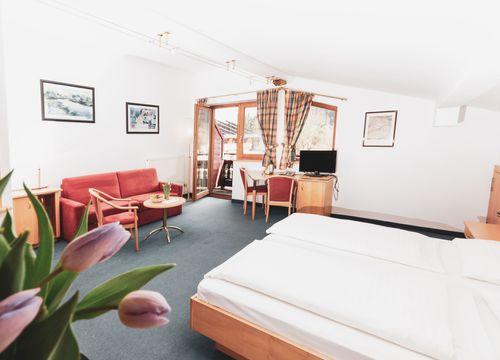 Camera doppia comfort (1/1) - Bruggerhof – Camping, Restaurant, Hotel
