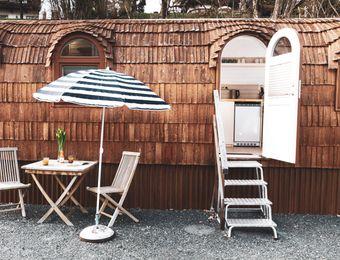 Famiglia Igluhut - Bruggerhof – Camping, Restaurant, Hotel