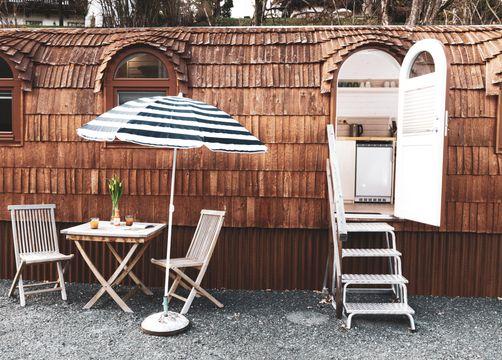 Famiglia Igluhut (1/5) - Bruggerhof – Camping, Restaurant, Hotel