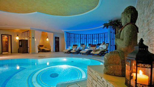 SEETELHOTEL Ahlbecker Hof - Pool