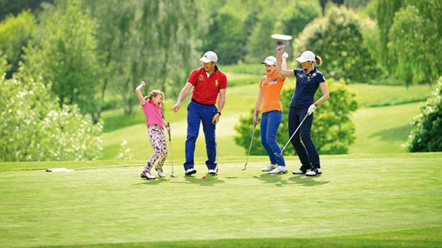 Familien Golf Special