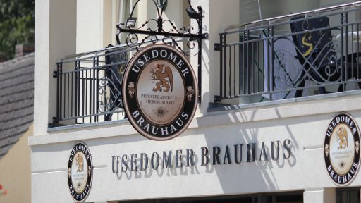 SEETELHOTEL Ostseeresidenz Heringsdorf, Usedomer Brauhaus