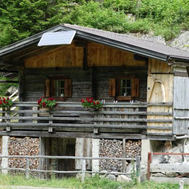 Sommer, Paul's Alm, Matrei in Osttirol, Tirol, Österreich