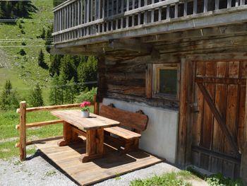 Almhütte Raneburg - Tirol - Österreich