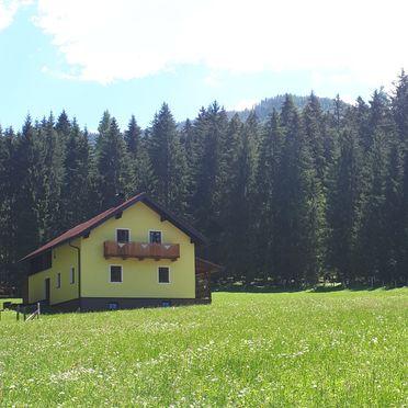 Sommer, Schlaghäusl in Lungötz, Annaberg-Lungötz, Salzburg, Österreich