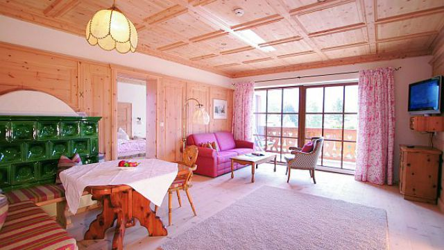 Murmeltier-Suite | ab 70 qm - 4-Raum
