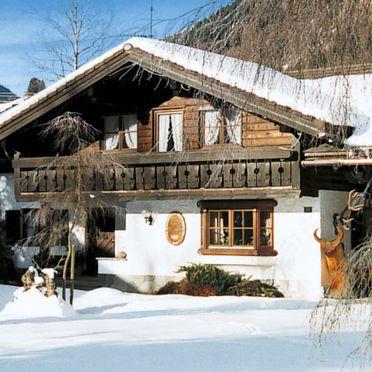 Außen Winter 15, Hütte Jägerhiesle im Allgäu, Oberstdorf, Allgäu, Bayern, Deutschland
