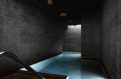 Biohotel Blaslahof: Schwimmgrotte - Blasla Hof, Gsies, Südtirol, Trentino-Südtirol, Italien