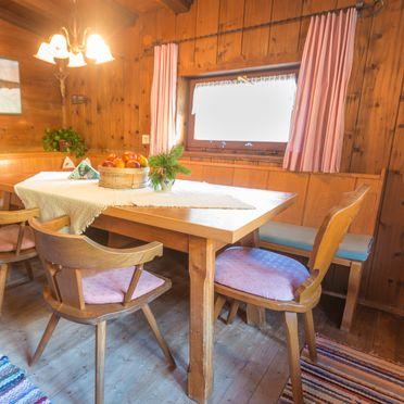 living area with kitchen, Chalet Mondstein in St. Sigmund im Sellrain, , Tyrol, Austria
