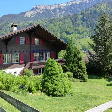 Outside Summer 1 - Main Image, Chalet am Schärm, Lauterbrunnen, Berner Oberland, Berne, Switzerland