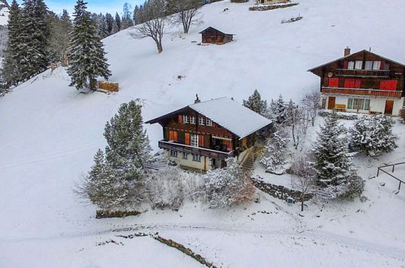 Outside Winter 11 - Main Image, Chalet Jungfrau an der Ledi, Wengen, Berner Oberland, Berne, Switzerland