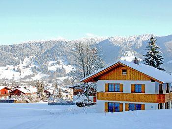 Ferienchalet Schwänli in Oberammergau - Bayern - Deutschland