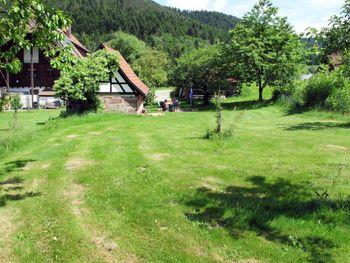 Ferienhütte Backhäusle - Baden-Württemberg - Deutschland
