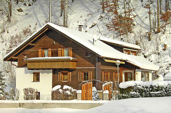 Außen Winter 19 - Hauptbild, Chalet Josefine am Arlberg, Sankt Anton im Montafon, Montafon, Vorarlberg, Österreich