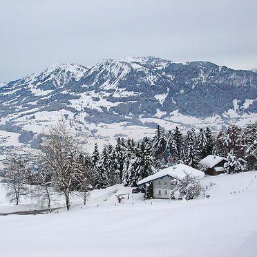 """Außen Winter 43, Chalet """"The Schatzie"""", Egg, Vorarlberg, Vorarlberg, Österreich"""