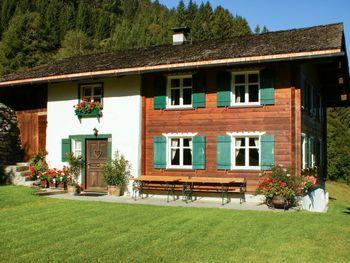 Chalet Fitsch im Montafon - Vorarlberg - Austria