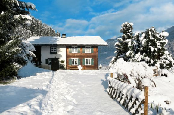 Outside Winter 21 - Main Image, Chalet Fitsch im Montafon, Gortipohl, Montafon, Vorarlberg, Austria