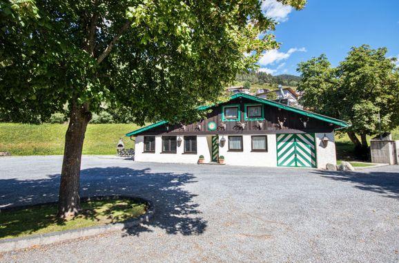 Außen Sommer 1 - Hauptbild, Jagdhütte Biedenegg im Oberinntal, Region Tirol West/Fliess/Landeck, Oberinntal, Tirol, Österreich