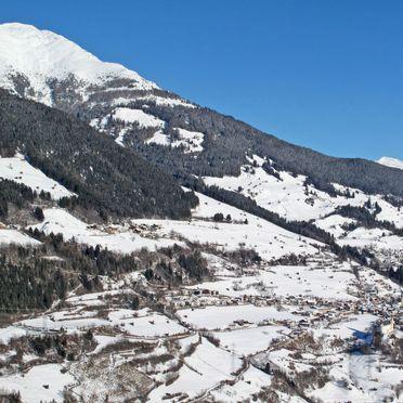 Innen Winter 37, Jagdhütte Biedenegg im Oberinntal, Region Tirol West/Fliess/Landeck, Oberinntal, Tirol, Österreich