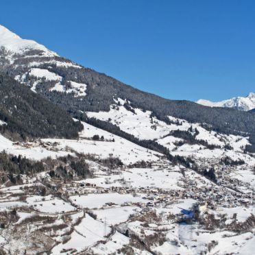 Inside Winter 30, Jagdhütte Biedenegg im Oberinntal, Fliess/Landeck/Tirol West, Oberinntal, Tyrol, Austria