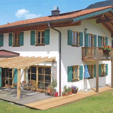 Outside Summer 1 - Main Image, Chalet Maiergschwendt in Ruhpolding, Ruhpolding, Oberbayern, Bavaria, Germany