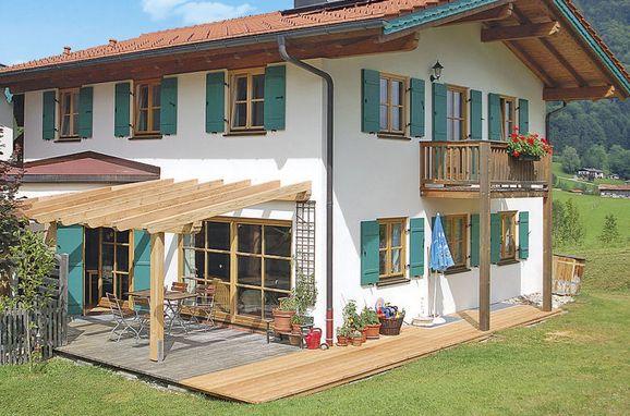 Außen Sommer 1 - Hauptbild, Chalet Maiergschwendt in Ruhpolding, Ruhpolding, Oberbayern, Bayern, Deutschland