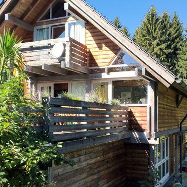 Innen Sommer 2, Chalet Christine in Oberbayern, Siegsdorf, Oberbayern, Bayern, Deutschland