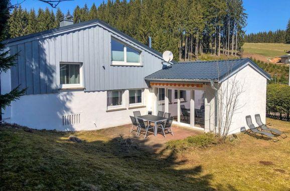 Außen Winter 12, Ferienhaus Mimi im Schwarzwald, Schönwald, Schwarzwald, Baden-Württemberg, Deutschland