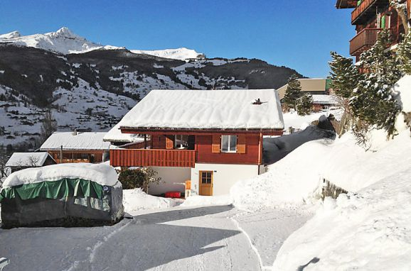 Außen Winter 33 - Hauptbild, Familienchalet Ahornen, Grindelwald, Berner Oberland, Bern, Schweiz