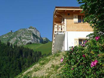 Chalet La Poya - Freiburg - Schweiz