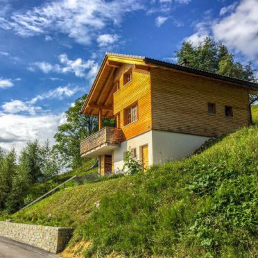 Outside Summer 1 - Main Image, Chalet Börtji, Furna, Prättigau/Landwassertal, Graubünden, Switzerland