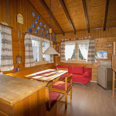 Innen Sommer 2, Chalet Höchi, Ebnat-Kappel, Ostschweiz, St. Gallen, Schweiz